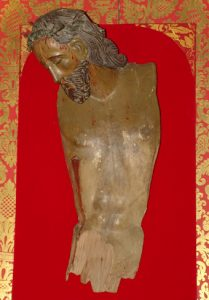 Cristo mutilado