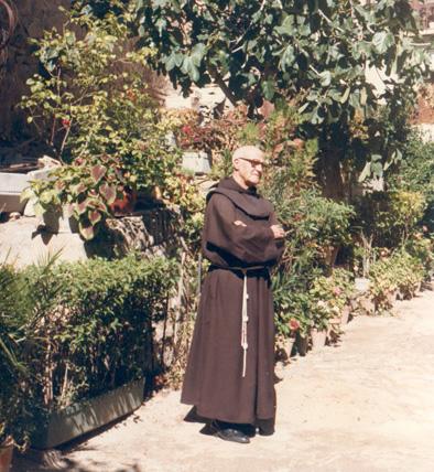 Fr. Enrique Gutiérrez, OFM